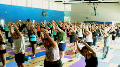 Therapeutic Yoga Teacher Training -500 Level